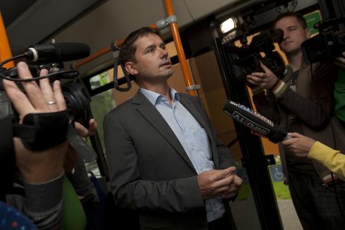 Simon Furlan, direktor Sektorja produktno vodenje, Telekom Slovenije