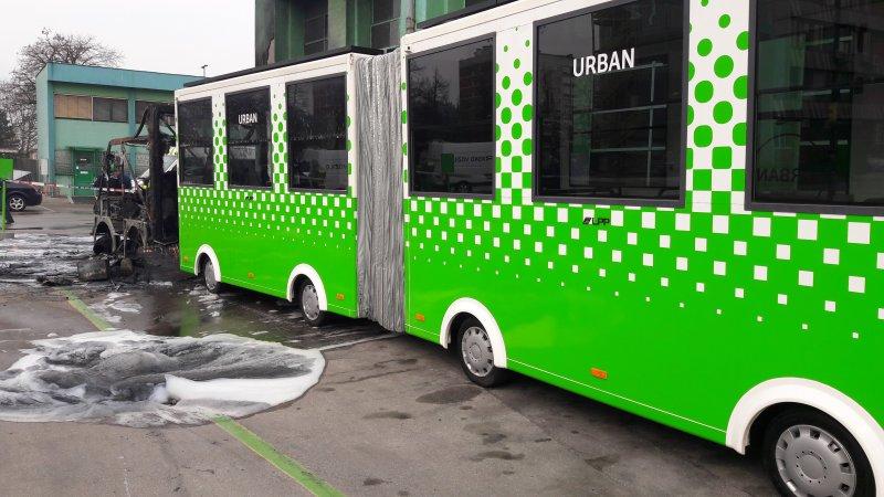 Električno vozilo Urban - foto: Tamara Deu, LPP