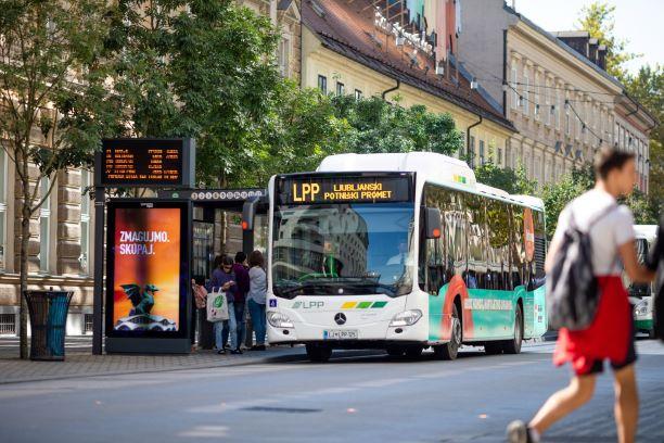 Predstavili bomo tudi 33 novih avtobusov